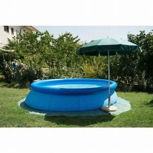 Bache Sol Jardin : une b che de sol pour votre piscine hors sol ~ Teatrodelosmanantiales.com Idées de Décoration