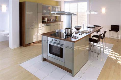 cuisine contemporaine avec ilot central une cuisine avec lot central cuisine contemporaine haut