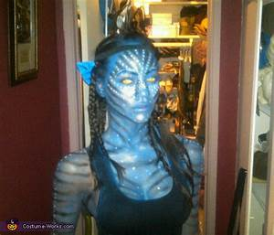 Avatar Neytiri Halloween costume