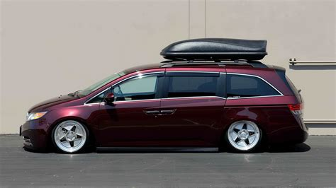 Honda Odyssey Bisimoto by The 1029 Hp Bisimoto Honda Odyssey Goes Up For Sale