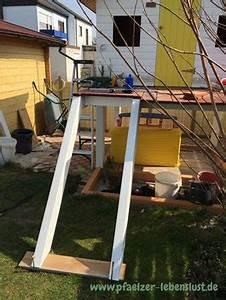 Treppe Selbst Bauen : stelzenhaus teil 2 pf lzer lebenslust einfach das leben genie en ~ Pilothousefishingboats.com Haus und Dekorationen