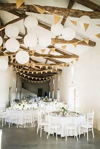 Chic Et Champetre : decoration plafond mariage champetre ~ Melissatoandfro.com Idées de Décoration