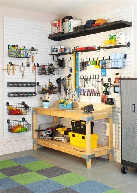 brilliant garage organization tips ideas  diy projects