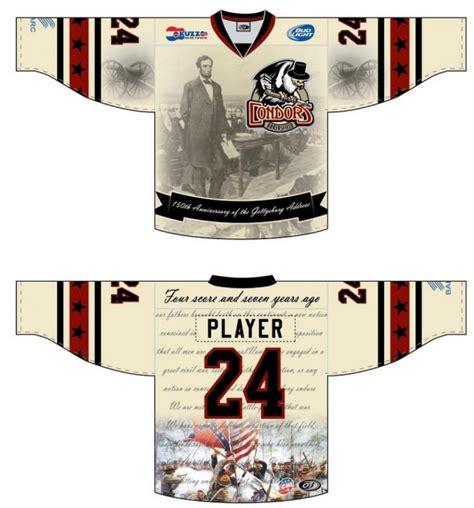 Minor League Hockey Team Shows Off History Love, Unveils ...