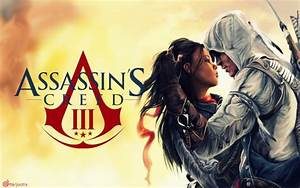 Love kissing Assassins Creed 3 wallpaper | 2560x1600 ...