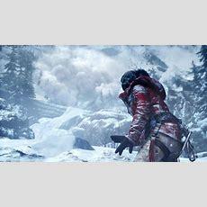 Rise Of The Tomb Raider Boss Talks Xbox Exclusivity Gamespot