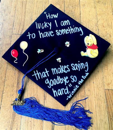 Mickey Mouse Pumpkin Designs by 50 Super Cool Graduation Cap Ideas Hative