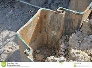 Retaining Wall Steel Sheet Pile Stock Photo - Image: 59704739