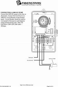 Fiberstars Wpc04 Wireless Controller For Swimming Pool