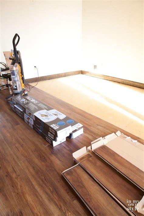 NuCore Flooring In My Studioffice   Vinyl planks, Plank