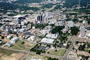 Downtown Jackson Mississippi Photograph by Bill Cobb