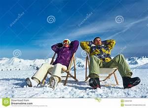 Apres ski at mountains stock photo. Image of apres, girl ...