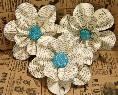 Vintage Paper Flower Ideas Wedding Ideas Wedding Trends