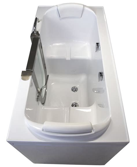 Large Tub by Create A Scenery By Enjoying Bath Session On