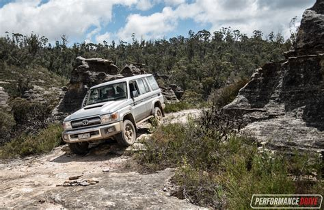 toyota landcruiser  series gxl wagon review video