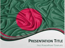 Bangladesh Flag PowerPoint Template PresentationGOcom