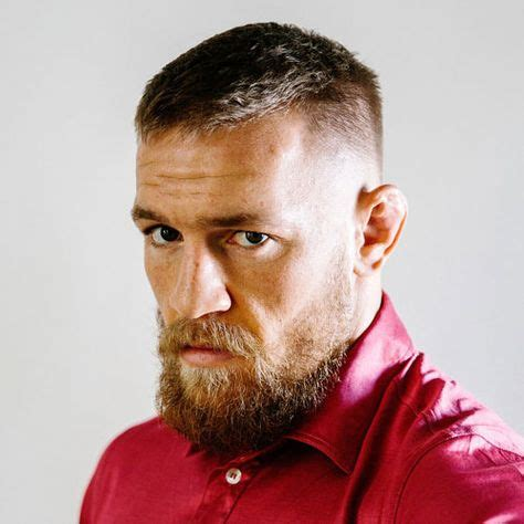 conor mcgregor haircut      images