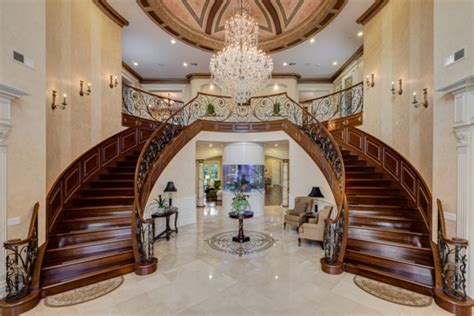 glorious mansion staircase designs