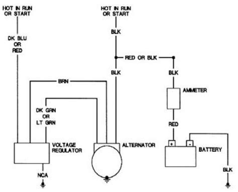Automotive Charging System Wiring Diagram by 1969 Dodge Charging System Im Looking For A Wiring