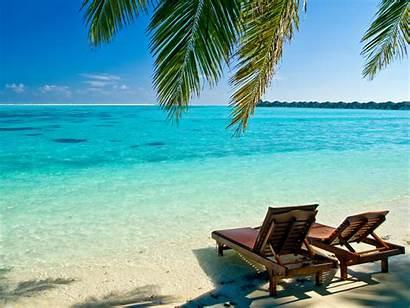 Tropical Desktop Beach Beaches Backgrounds Wallpapers Widescreen