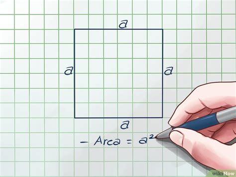 calcolare larea   quadrato  partire dalla diagonale