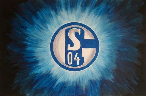 Schalke 04 Logo by Arinalice on DeviantArt