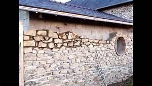 Monter Mur En Parpaing : comment habiller un mur en parpaing interieur ze69 ~ Premium-room.com Idées de Décoration