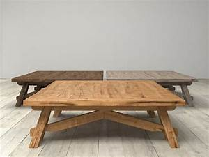 benson sawhorse coffee table 3d cgtrader With sawhorse coffee table