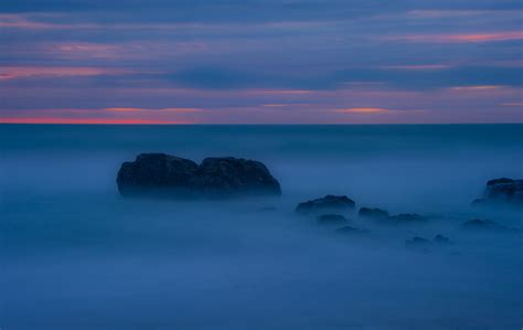 Oregon_Coast_Sunset_Long_Exp - Alex Morley Photography