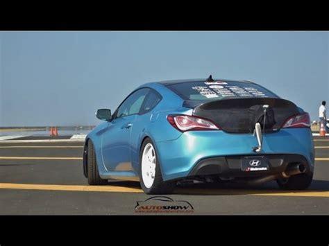 bisimoto genesis coupe incredible 1000 hp hyundai genesis coupe by bisimoto
