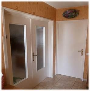 renovation de portes interieures et huisseries With renover une porte interieure