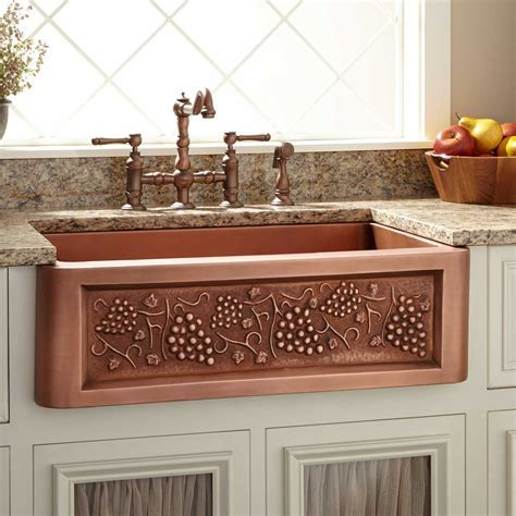 Kitchen: Sink Fossett   27 Inch Farmhouse Sink   Kitchen
