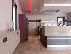 peinture salon cuisine ouverte maison design bahbecom With awesome quelle couleur pour un couloir 18 cuisine peinte en beige