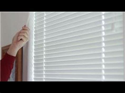 window blinds how to clean horizontal blinds while they