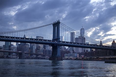 brooklyn bridge  manhattan bridge affordable wall