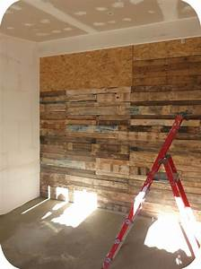 comment faire un mur en bois decoratif mzaolcom With mur en bois decoratif