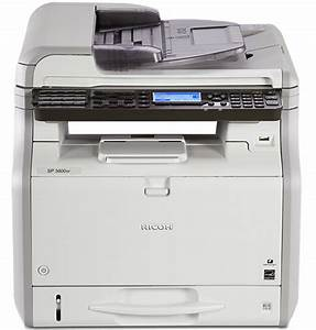 Sp 3600sf Black And White Multifunction Printer