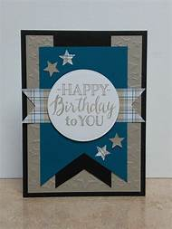 Handmade Male Birthday Cards Ideas