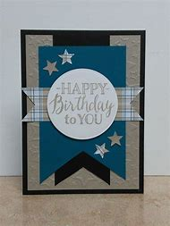 Handmade Male Birthday Cards Ideas
