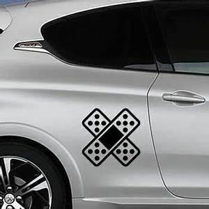 Peugeot Croix Blandin : sparadrap plaster cross car peugeot decal ~ Gottalentnigeria.com Avis de Voitures