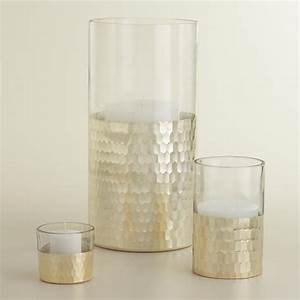 serena and lily plated glass hurricane copy cat chic With kitchen cabinets lowes with silver and glass candle holders