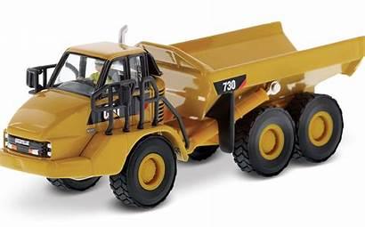 Articulated Truck Cat 730 Dump Caterpillar 87
