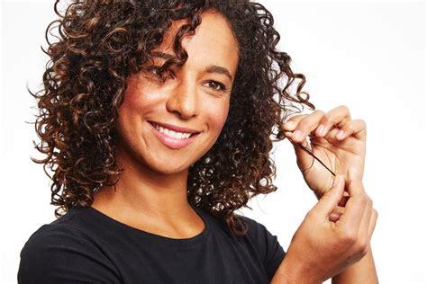 curly hair styling tips popsugar beauty australia