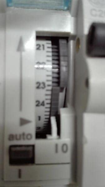 c 243 mo programar temporizador hager eh011 electricidad hogar todoexpertos