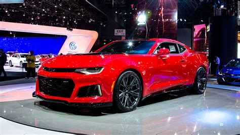 New York Car Show by Chevrolet Camaro Zl1 Cool Cars From The New York Auto
