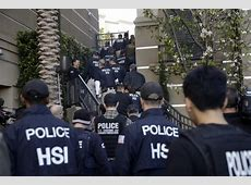 Federal Agents Raid Suspected 'Maternity Hotels' In
