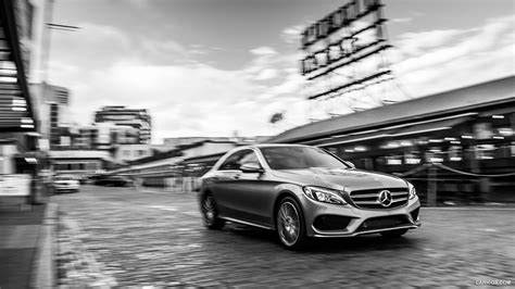 Mercedes A Class Hd Picture by 2015 Mercedes C Class C300 4matic Us Spec Front