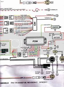 Pdm Electrical System Kit Wiring Diagram And Parts