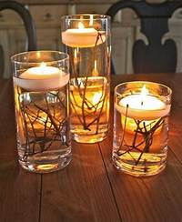candle centerpiece ideas 8 DIY Candle Centerpieces - Candle Holder Ideas | DIY and ...