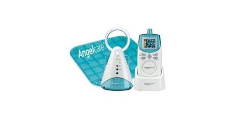 Baby Monitor And Sensor Mat - angelcare baby monitor and sensor mat 163 53 33